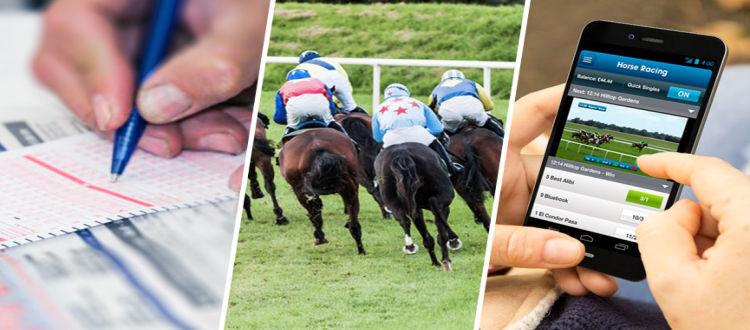 Way Betting on Horse Racin